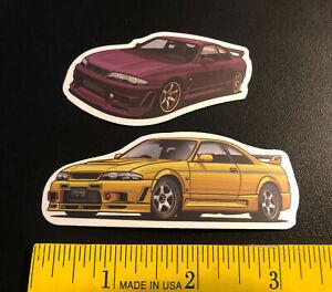 Sticker Decal auto Car nissan gt sports a241