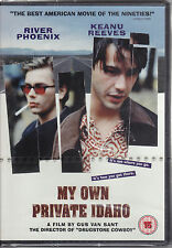 My Own Private Idaho - River Phoenix, Keanu Reeves New & Sealed R2 DVD