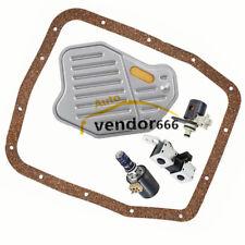 4R70W Transmission Solenoid Package Shift TCC Lock-Up EPC AODE Kit Set 1998-2004