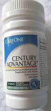 Vitamin Multi Century One Advantage 75 tbl exp: 02/10