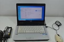 Fujitsu Lifebook S751, i5-2520M, 6GB RAM, HD 320 GB, Win10 Pro, DVD, Cam, USB2.0