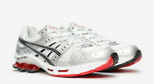 Asics Gel Kinsei Trainers Silver Size UK 11.5 US 12.5 *REFCRS105