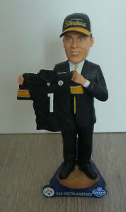 Forever Collectibles Ben Roethlisberger Pittsburg Steelers NFL Draft 2004