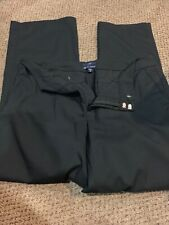 Gap Womens Dress Pants 16R Stretch Hip Slug Fit