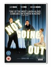 Not Going Out - Series 1 Complete (2007) Lee Mack, Tim Vine NEW SEALED UK R2 DVD