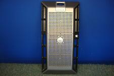 Dell Poweredge 1900 Server Front Bezel Face Plates W/ 2 Keys Jd105 Fr2010 Hd200