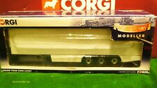 Corgi Heavy Haulage Modern Truck White Fridge Trailer Only 1/50