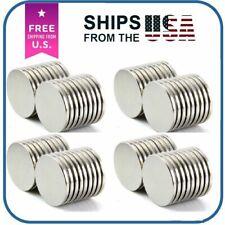 5pc 100pc 12mm X 2mm N52 Magnets Strong Disc Rare Earth Neodymium Thin Magnet