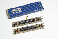 Hornby Dublo OO Uncoupling Rail UBR 32240 x2 Track Boxed VGC