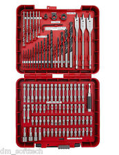 NEW Craftsman Tool Set 100 Piece Drilling and Driving Kit for Metal Wood Plastic
