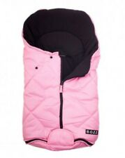 Bozz Pink Universal Thick Fleece Lined Footmuff for car seat