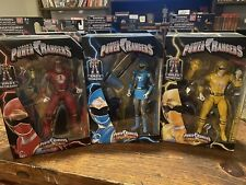Bandai Ninja Storm Power Rangers 6.5 Inch Legacy Figures Lot