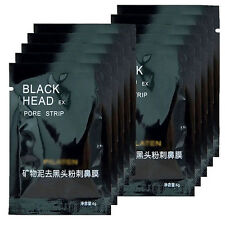 Pilaten x 20 Black Head off Killer Gesichtsmaske Mitesser Akne Komedo Entferner