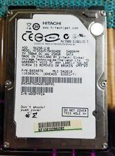"""Hitachi 250GB HDD 2.5"""" (HTS542525K9SA00) JAN-08 Thailand"""