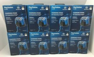 8x PlayStation PowerA  Charging Stand  PS4 Dualshock 4 Controller NEW