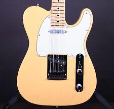 Fender Custom Shop Custom Deluxe Telecaster Ash Blonde Tele Electric Guitar