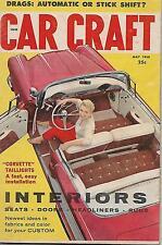 Vintage Car Craft Magazine - May 1958 Back Issue