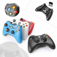 White Original Wireless Game Controller For Microsoft Xbox 360 Game pad