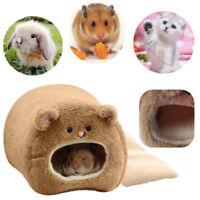 Pet House Nest Rat Cat Hamster Warm Bed Rabbit Bear Toy