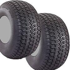 2) 18x8.50-8 18/8.50-8 Carlisle Turf Trac RS Tires 4ply