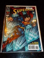 SUPERMAN Comic - 2nd Series - No 98 - Date 03/1995 - DC Comics