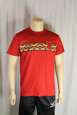 Fenchurch Mens Red Round  Neck T Shirt Size Medium   (40TB)
