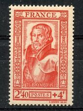 STAMP / TIMBRE FRANCE NEUF N° 590 * BAYARD PIERRE TERRAIL /  neuf charnière