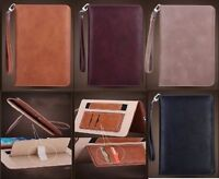 Genuine Soft Leather Smart Stand Magnetic Case Cover for APPLE iPad Pro 9.7 10.5