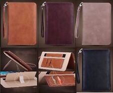 Genuine Soft Leather Smart Case Stand Case Cover for APPLE iPad Air 1,2,3 10.5in