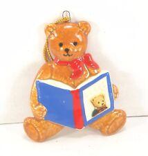 Schmid Bear Ornament 1983