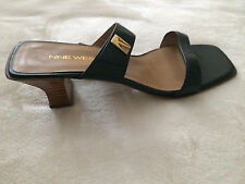 Nine West Womens Shoes Dark Navy Color  New Without Box Size 8