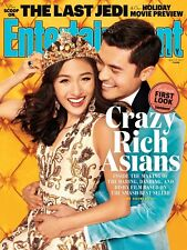 2017 ENTERTAINMENT WEEKLY NOVEMBER 10TH WITH CRAZY RICH ASIANS **MINT*