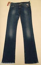 Womens Replay Jeans 27 x 34 Slim Bootcut New Authentic