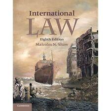International Law 8e Malcolm N. Shaw Paperback Cambridge Universi… 9781316638538
