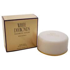 Elizabeth Taylor White Diamonds Body Powder 75g Womens Perfume