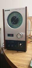 More details for sony st80f vintage tuner radio youtube link in description