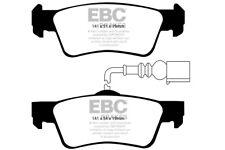 EBC Yellowstuff Rear Brake Pads for VW Caravelle 2.5 TD (2004 > 10)