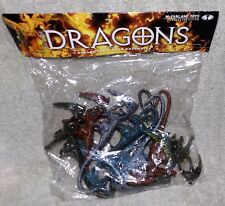 MCFARLANE BAG OF DRAGONS COLLECTOR'S CLUB EXCLUSIVE SET MCFARLANE TOYS
