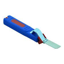 Kabelmesser Kabel Abmantelungs Messer Abisolierer für Kabel Ø 4-28 mm