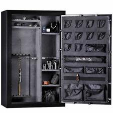 Bighorn 47 CuFt Ultimate Access Gun Safe, 75 Min.Fire Rating, Made in USA NO TAX