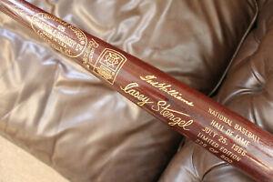 1966 HOF Hall of Fame Induction Baseball Bat #229 of 500 Ted Williams Stengel