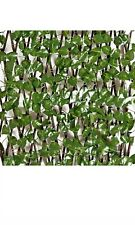 Expanding Birch Leaf Trellis Wheelie Bin Screen Fast And Free Delivery