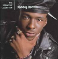 BOBBY BROWN (R&B) - THE DEFINITIVE COLLECTION [REMASTER] NEW CD