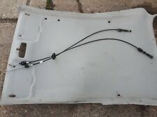 FIESTA 1.4 GEAR CABLES GEAR LINKAGE CABLES MK6 2002 2003 2004 2005 2006 2007/8