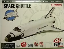 4D MASTER 1:200 KIT SPACE SHUTTLE  DA MONTARE AD INCASTRO  26 PARTI  ART 26377