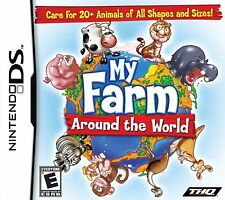 My Farm Around the World (2009) Brand New Factory Sealed USA Nintendo DS NDS