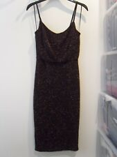 Ladies BNWOT New Look Sparkly Dress Size 10 (S)