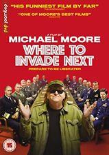 Where to Invade Next [DVD]