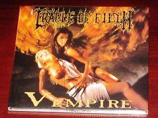 Cradle Of Filth: Vempire Or Dark Faerytales CD 2012 The End TE285-2 Digipak NEW
