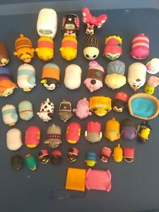 Tsum Tsum mixed Lot of about 40 Disney frozen Mickey Minnie Pluto free shipping